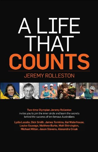 Book: A Life That Counts by Jeremy Rolleston