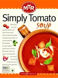 MTR Simply Tomato Soup 250gms - 1 case ( 210 oz)
