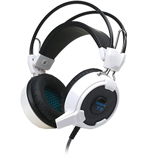 Somic T9 3.5mm Game Gaming Headphone Headset Earphone Headband with Microphone LED Light