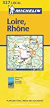 Loire/Rhone (Michelin Local Maps)