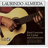 First Concerto for Guitar & OrchestraLaurindo Almeida�ɂ��