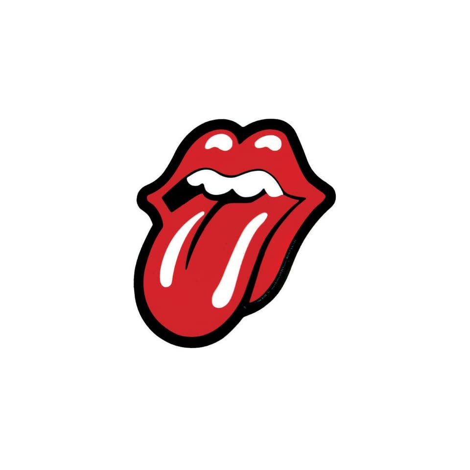 Rolling Stones   Tongue Decal