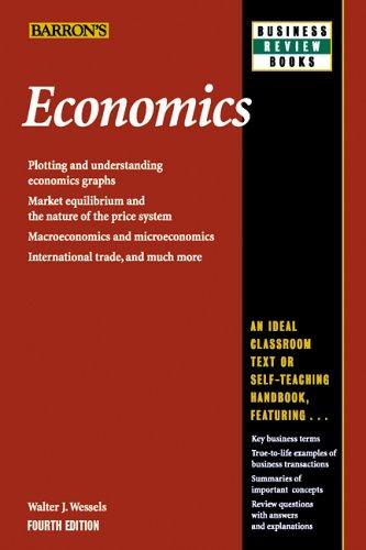 Economics (Barron's Business Review Series)