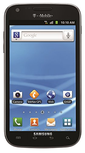 Samsung T989 Galaxy S II 4G Unlocked GSM Smartphone with 8 MP Camera, Android OS, 16 GB Internal Memory, Touchscreen, Wi-Fi, and GPS (Black) (Samsung Galaxy S Ii Smartphone compare prices)