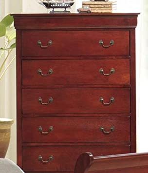 Chest with Hidden Drawer