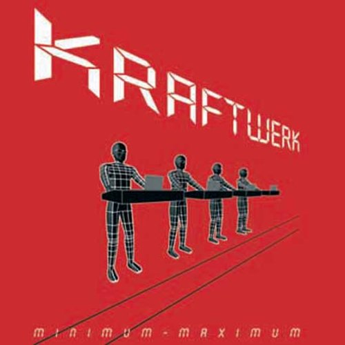 Kraftwerk - Minimum Maximum DVD (Special Edition Notebook Box Set; 2 DVDs + 2 CDs + 88-Seiten-Buch) Deutsche Version - Zortam Music