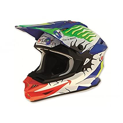 Casque off-road UFO INTERCEPTOR II JOKER taille M - 433049M