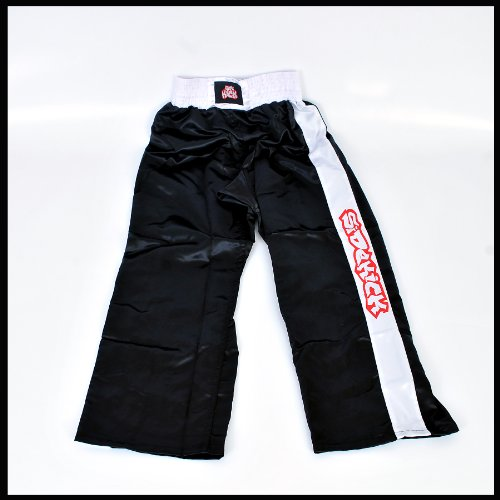 Sidekick Kickboxing Martial Arts Trousers XLarge 105cm