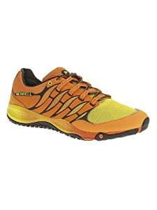 Merrell Allout Fuse Trail Running Shoes - 8