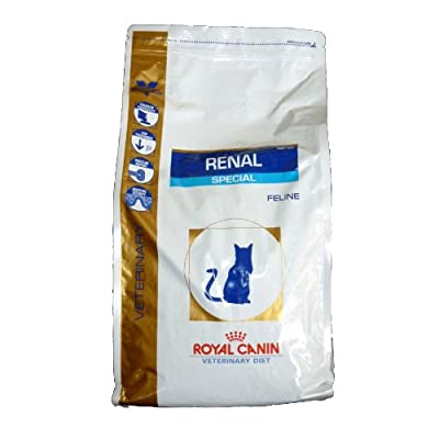 Royal Canin Cat Food Veterinary Diet Renal Special 4 Kg