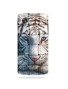 alDivo Premium Quality Printed Mobile Back Cover For Google LG Nexux 5 / Google LG Nexux 5 Printed Mobile Case (MKD058-3D-G4-GLGN5)