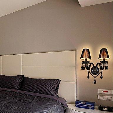 CENTENNIAL - Lampe Murale Cristal Abat-Jour - 2 slots š€ ampoule