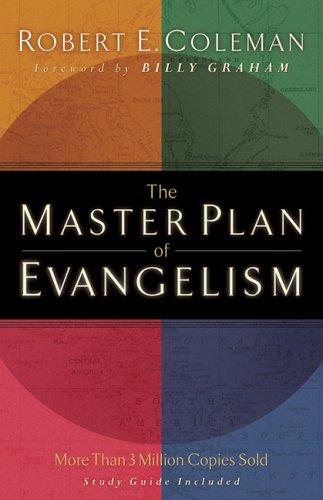 Master Plan of Evangelism, ROBERT EMERSON COLEMAN, ROY J. FISH