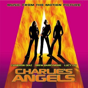 charlies angels music from the motion picture audio cd various artists
