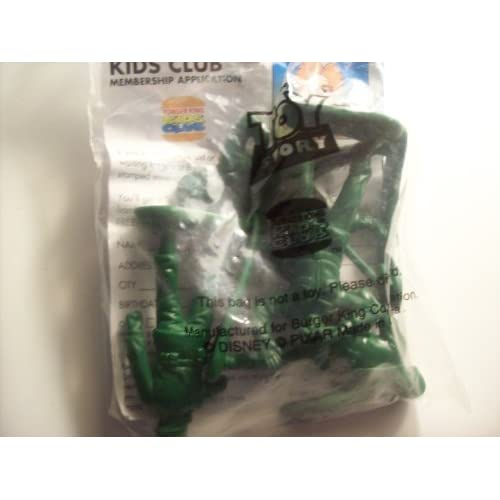 Army Men From Toy Story Burger King Kids Meal
