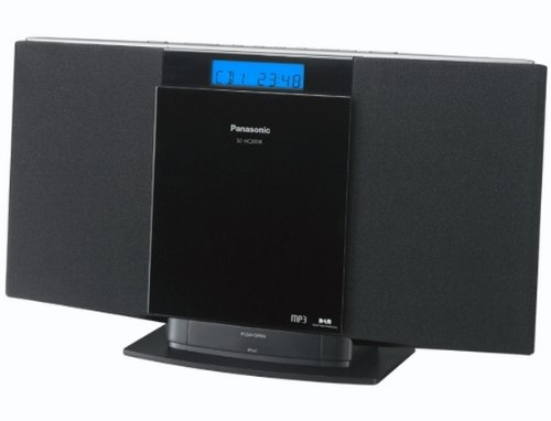 Panasonic SC-HC20DBEB DAB Micro System with iPod Dock Black Friday & Cyber Monday 2014