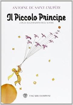 Il Piccolo Principe: Antoine de Saint-Exupéry: 9788845273803: Amazon