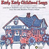 echange, troc Ella Jenkins - Early Early Childhood Songs