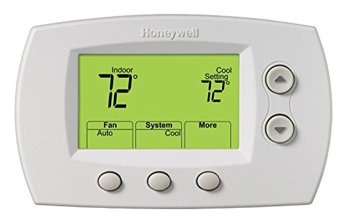 Honeywell TH5320R1002 FocusPRO Wireless, Non-Programmable Thermostat (Honeywell Temperature Monitor compare prices)