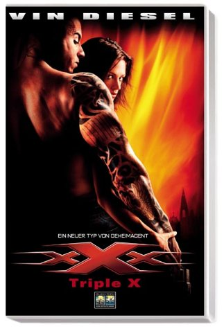 xXx - Triple X [VHS]