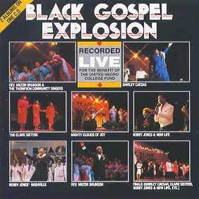 Black Gospel Explosion