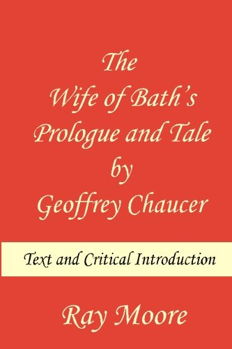 the wife of baths tale by geoffrey chaucer and the flea by john donne essay Longman anthology of british literature, the, volume i publisher:  the wife of bath's tale  to john donne.