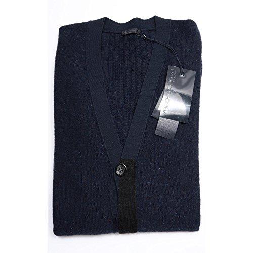 cardigan PAOLO PECORA maglia maglione uomo sweater men 56026 [L]