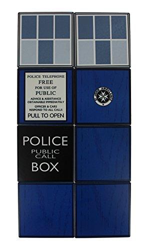 "Zeon, Set di sottobicchieri ""Doctor Who"", in ceramica, 8 pz."