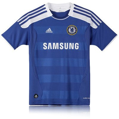 Adidas Junior Chelsea FC Home Jersey - 14 Years