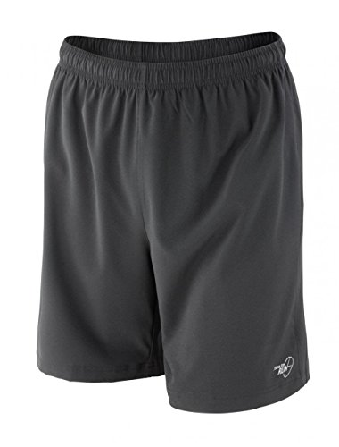 time-to-run-mens-baggy-running-gymn-training-short-with-rear-pocket-large-black-black