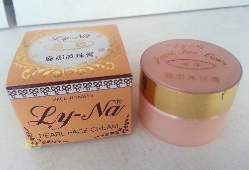Ly-Na Pearl Face Cream.. Skin Whitening