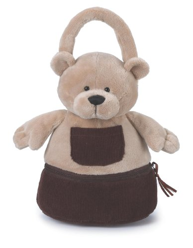 Ganz Zip & Stows Bear