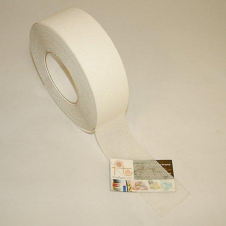 JVCC NS-2A Premium Non-Skid Tape: 1 in. x 60 ft. (Semi-Transparent/Translucent)