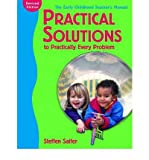 img - for [(Practical Solutions to Practically Every Problem: The Early Childhood Teacher's Manual)] [Author: Steffan Saifer] published on (May, 2003) book / textbook / text book