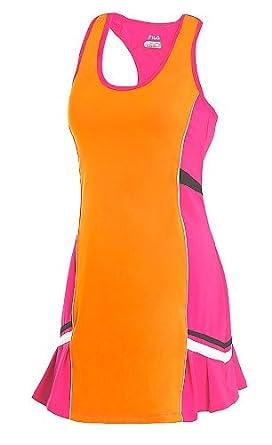 Buy Fila Ladies Baseline Fashion Racerback Tennis Dress by Fila