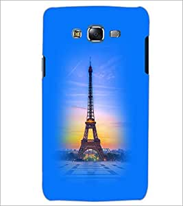 PrintDhaba Tower D-2888 Back Case Cover for SAMSUNG GALAXY ON 7 (Multi-Coloured)