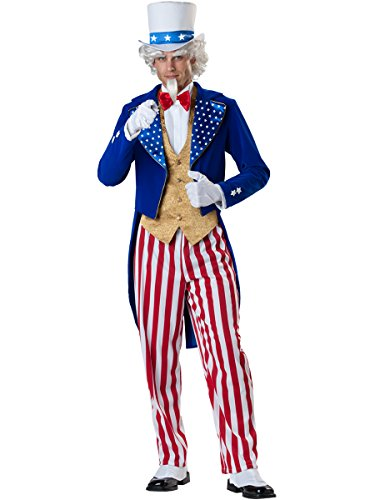 InCharacter Costumes Men's Uncle Sam