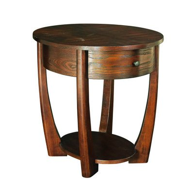 Cheap Hammary Concierge Oval End Table (T30018-T3001836-00)