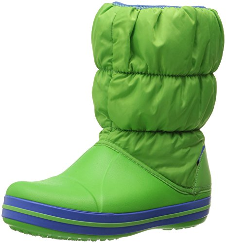 crocs-winter-puff-unisex-kinder-warm-schneestiefel-grun-lime-sea-blue-367-29-30-eu-c12-unisex-kinder