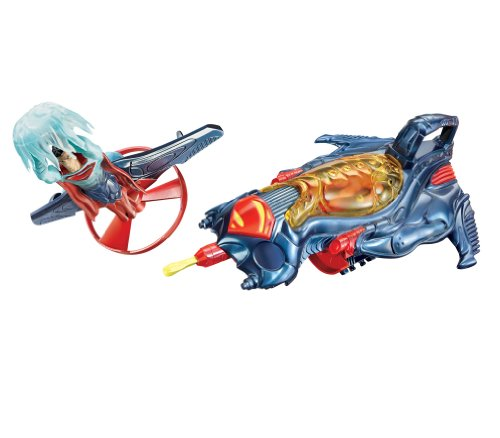 Superman Man of Steel Flight Speeders Superman Strike Ship - 1