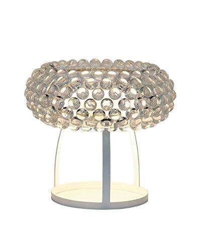 Lámpara Candi Sobremesa 40 Cristal Transparente