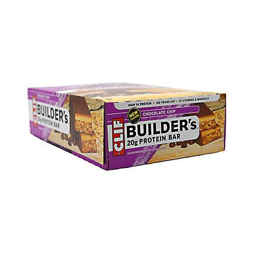 Clif Bar Builder Bar Chocolate Chip