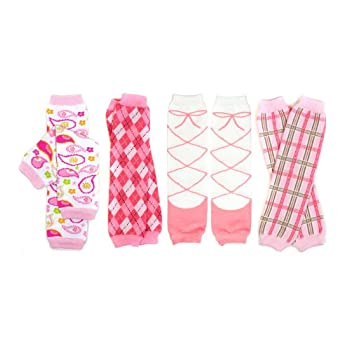 Baby Leg warmers. Suitable for babies 15 plus pounds up to age 6.