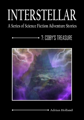E-book - Coby's Treasure by Adrian Holland