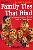 img - for Family Ties That Bind 3th (third) edition Text Only book / textbook / text book
