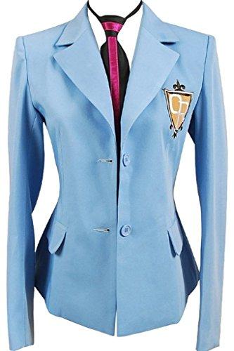 Costhat Ouran High School Host Club Boy Suit Top Uniform Blazer Cosplay Costume (Uniform Advantage Jacket compare prices)