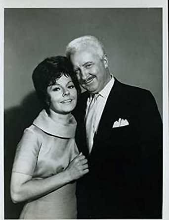 "David White Kasey Rogers Bewitched TV Original 7x9"" Photo #Z63 at"