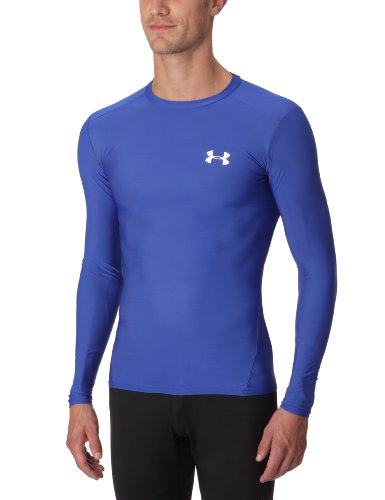 Under Armour Heatgear Long Sleeve Compression T-Shirt