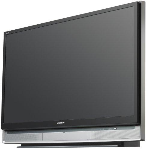 Sony Grand Wega Kds 50a2000 50 Inch Sxrd 1080p Rear