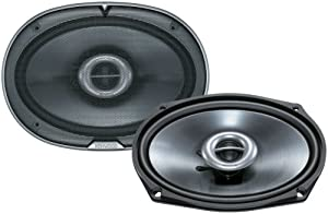 Kenwood KFC-6982IE 6-Inch x 9-Inch 500-Watt Max Power 5-Way Speaker System